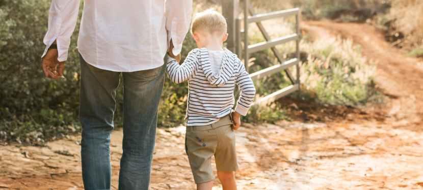 ¿Porqué mi hijo no me cuentanada?
